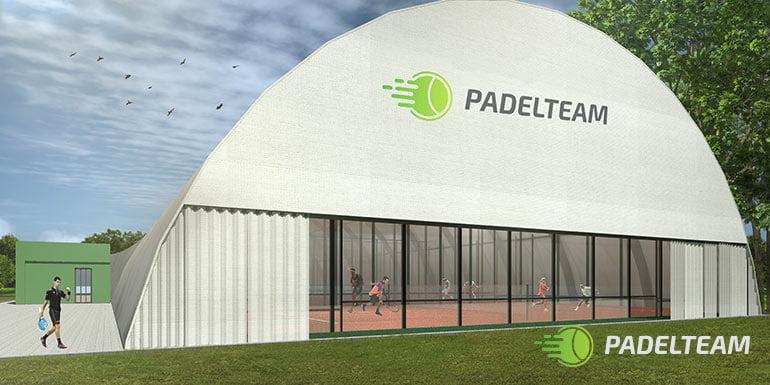 Pierwsze wizualizacje Centrum do gry w Padla w Tychach
